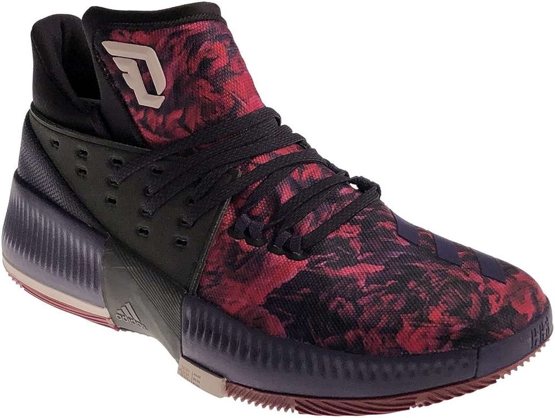 Adidas Mens D Lillard 3 Basketball shoes