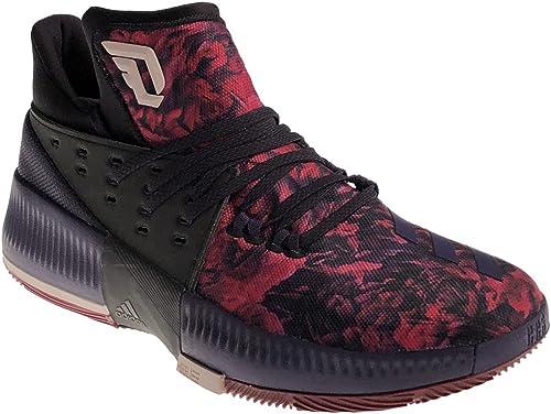 Adidas D Lillard 3 Hausschuhe de Baloncesto, Hombre