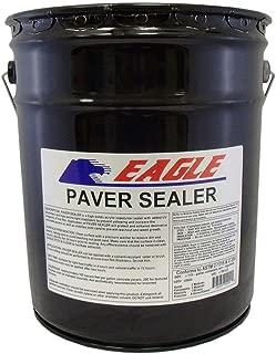 Eagle Sealer EPS5 Clear Paver Sealer, 5 gal Pail,(State Sales Restrictions)