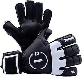 07d70b656 Luva Goleiro Profissional N1 Goalkeeper Beta Elite Black - Talas De Proteção