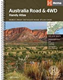 Australia Road and 4WD handy atlas B5 spiral 2018