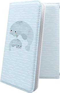 ZenFone4 Max ZC520KL ケース 手帳型 アザラシ イルカ 動物 動物柄 アニマル どうぶつ ゼンフォン4 ゼンフォーン4 セルフィー 手帳型ケース ハワイアン ハワイ 夏 海 zenfone 4 水族館 シーパラダイス