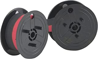 Porelon 11210 Black/Red Calculator Twin Spool Ribbon