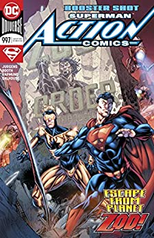 Action Comics (2016-) #997 by [Dan Jurgens, Brett Booth, Andrew Dalhouse, Norm Rapmund]