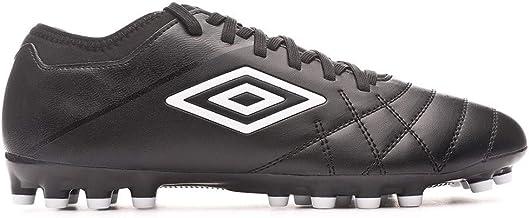 Umbro Medusae III Club AG, Bota de fútbol, Black-White