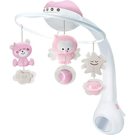 Infantino Bkids 3-In-1 Baby Mobile
