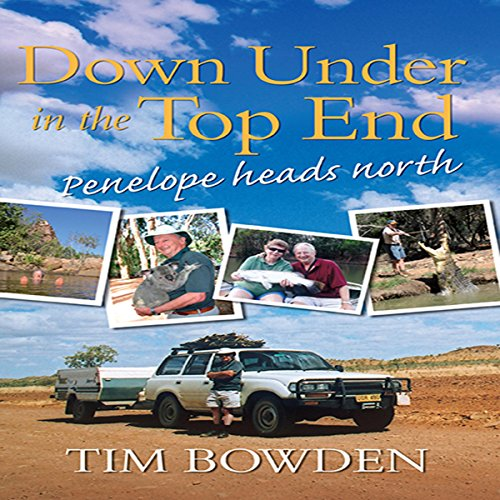 Down Under in the Top End audiobook cover art