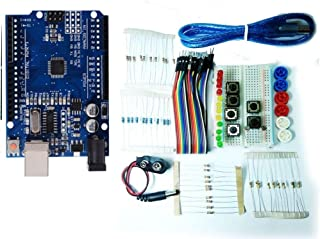 Inspired by Arduino UNO R3 Learning Kit On ATMEGA328P