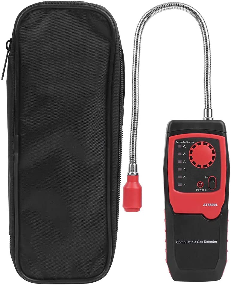 AT8800L Max 42% OFF Portable Combustible Gas and Detecto Natural Outlet SALE Leakage