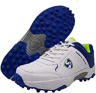 SG Club 3.0 Men's Cricket Shoes - White/Lime