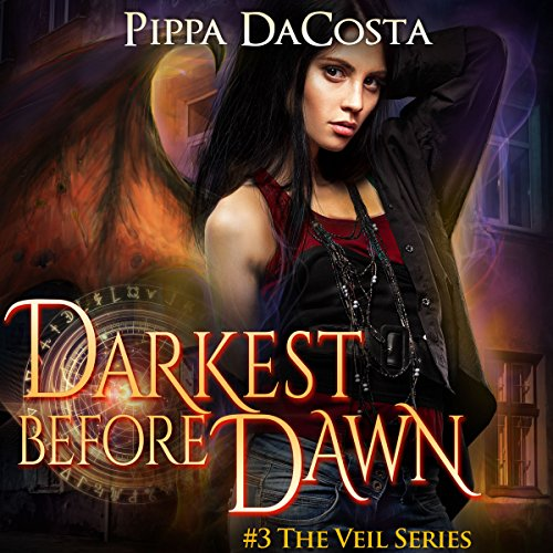 Darkest Before Dawn cover art