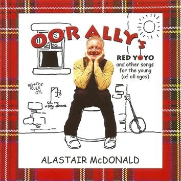 Oor Ally's Red YoYo
