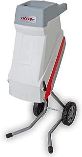 IKRA 81003000 IMH 2500 - Trituradora eléctrica de jardín,