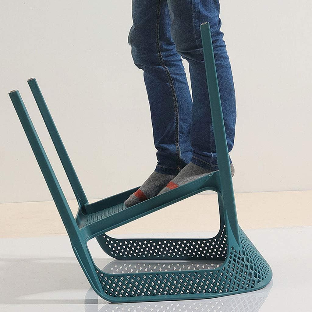 SLL- Chaise de Loisirs à la Maison pour la Chaise de Chaise Moderne (Color : A) D