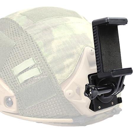 Huenco Kamera Mount Adapter Taktische Helm Fast Mich Für Gopro Hero 1234 Schnelle Af M88 Mich Wendy Handy Nvg Sport Ation Kamera Mount Base Sport Freizeit