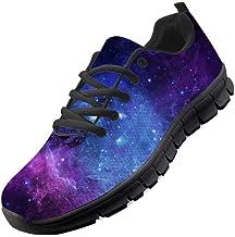 chaqlin Chaussures de Course Mesh Paniers pour Hommes Fitness Gym Sport Marche Chaussures de Voyage Respirantes Baskets Ga...