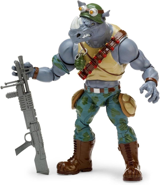 1988 Rocksteady Teenage Mutant Ninja Turtles