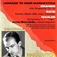 Igor Markevitch Edition