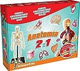 Science4you-Anatomía 2 en 1, Juguete Educativo y científico (602656)