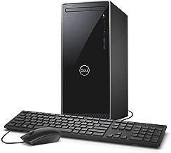 Dell Inspiron i3670 Desktop - 8th Gen Intel Core i7-8700 6-Core up to 4.60 GHz, 16GB DDR4 Memory, 2TB SATA Hard Drive, 2GB Nvidia GeForce GT 1030, DVD Burner, Windows 10 Pro (Renewed)