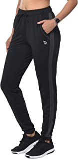 Baleaf Women's Jogger Pants Running Workout Sweatpants with Pockets