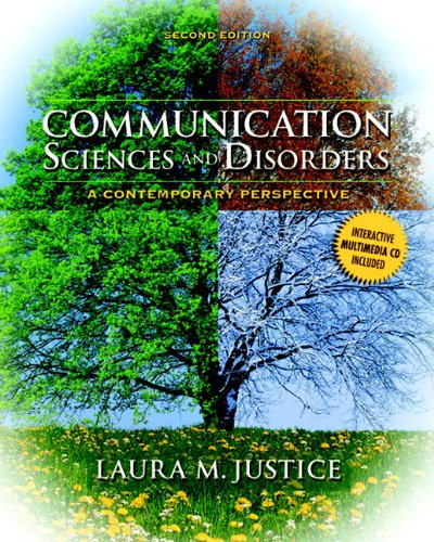 Communication Sciences and Disorders: A Contemporary...
