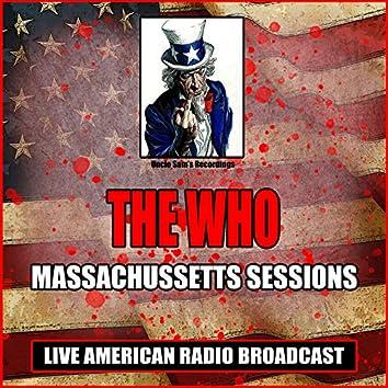 Massachussetts Sessions (Live)
