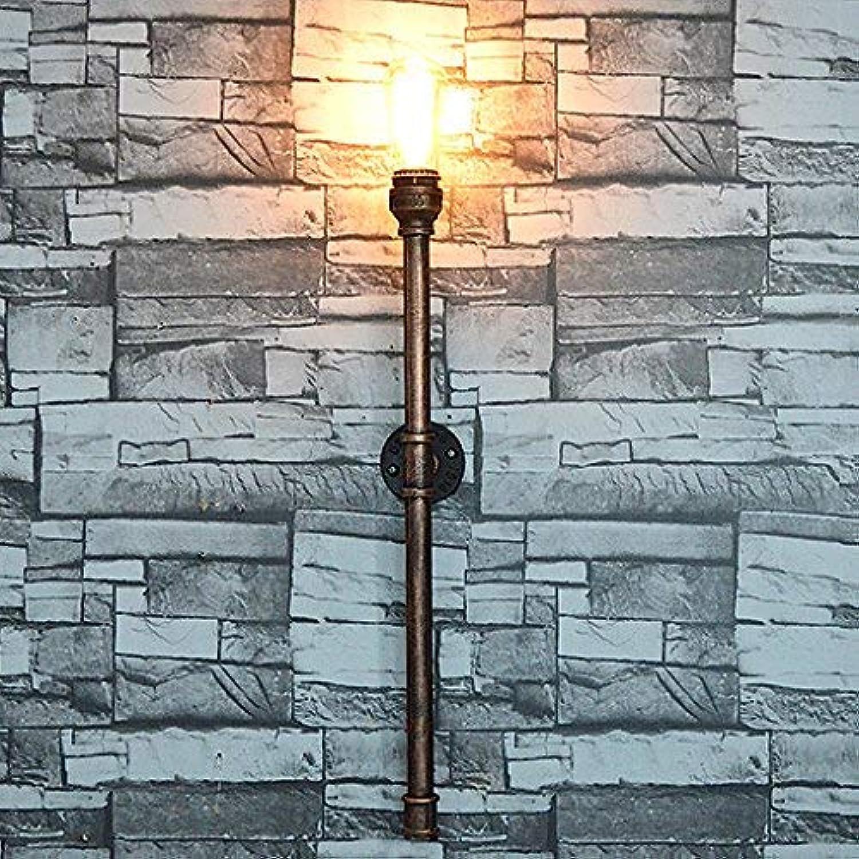 SPA  Vintage Metallwandleuchte Wasserpfeifenleuchte Wandleuchte Edison Retro Steampunk Industrial Light (Glühlampen nicht inbegriffen) Hhe  56cm