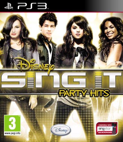 Disney Sing It : Party Hits (PS3) [Edizione: Regno Unito]