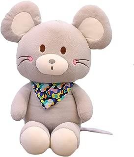XNSY Rata de la Mascota Ropa de la mu/ñeca Puede despegar Creativo Rata mu/ñeca Linda peque/ño rat/ón de Juguete de Felpa mu/ñeca de Trapo,Blue-40 cm