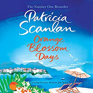 Orange Blossom Days cover art