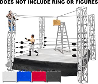 Figures Toy Company Cash in The Briefcase Action Figure Playset