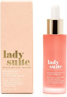 Lady Suite Rejuvenating Botanical Oil For Intimate Skin (1 oz | 30 ml)