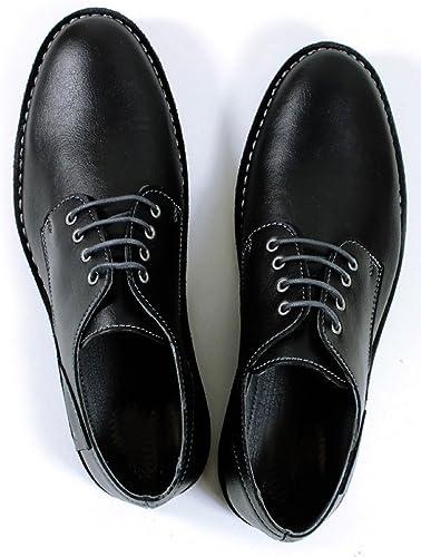 Will's Vegan chaussures chaussures Derbys noir  service honnête