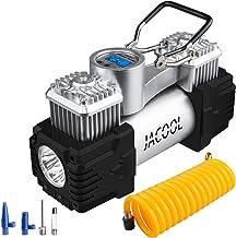 JACOOL Tire Inflator Air Compressor 12V Portable Air Pump 150 PSI Digital Heavy Duty Auto..