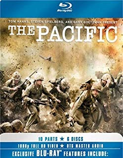 The Pacific [Blu-ray] (B001VNB54A) | Amazon price tracker / tracking, Amazon price history charts, Amazon price watches, Amazon price drop alerts
