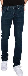 RING OF FIRE Men's 5 Pockets Skinny Denim Stretch Jeans