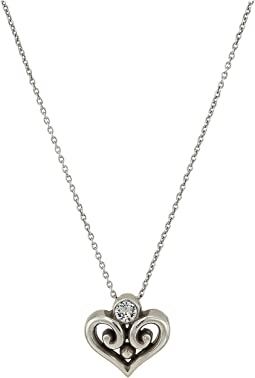 Brighton - Alcazar Heart Necklace