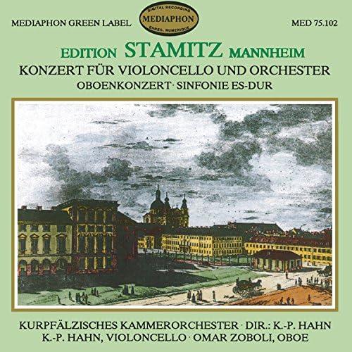 Kurpfalz Chamber Orchestra, Klaus-Peter Hahn & Omar Zoboli