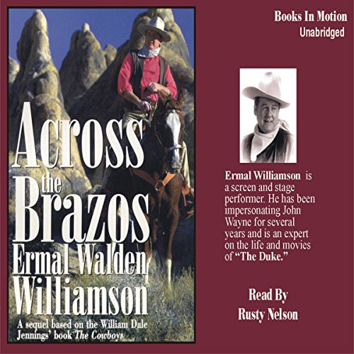 Across the Brazos audiobook cover art