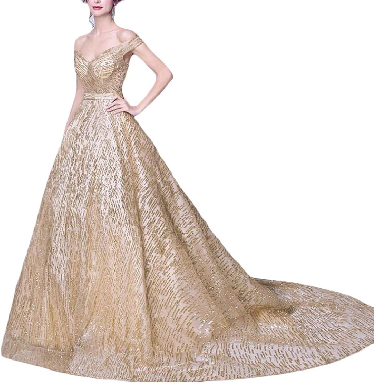 QDCACA Wome Wedding Bridesmaid Dress Mermaid Party Patchwork Swing Long Dress