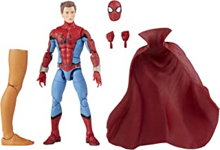 Marvel Legends Series 6-inch Scale Action Figure Toy Zombie Hunter Spidey, Includes Premium Design, 3 Accessories, and Bui...