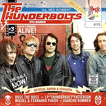 The Thunderbolts