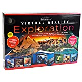 Eye Wonder Colorful Encyclopedia Britannica: Virtual Reality Exploration 6 Book Interactive Library Engages Children In A New Way Of Learning