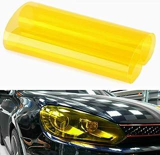 Suchergebnis Auf Für Gelbe Scheinwerfer Folie Auto Motorrad