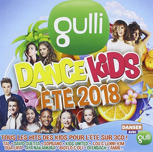 Gulli Dance Kids Ete 2018