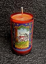 new tire scented candle