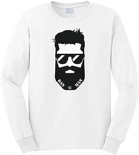 Cybertela Men's Dan The Man Long Sleeve T-Shirt