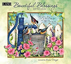 Bountiful Blessings 2018 Calendar: Free Bonus Download 12 Images Desktop Wallpaper