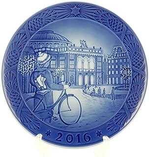 Royal Copenhagen 1016856 Christmas Plate 2016